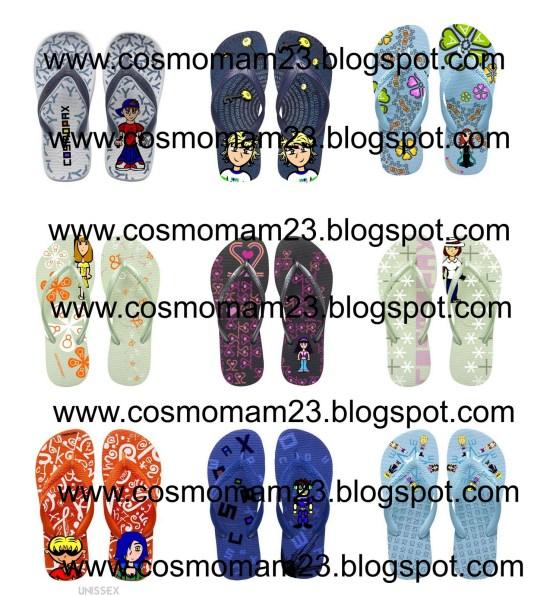 Chinelo cosmopax